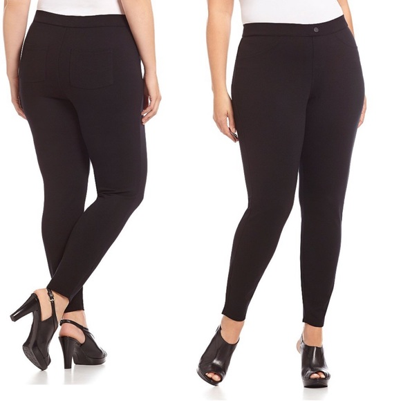 abd9831002401 NWT Intro Love The Fit Double Knit Leggings